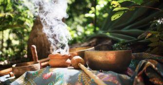 Ayahuasca ein Pflanzensud der Schamanen - Droge oder Heilmittel? | apomio Gesundheitsblog