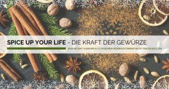 Spice up your life - warum Zimt, Kurkuma & Co. im Weihnachtsmenü nicht fehlen sollten | apomio Gesundheitsblog