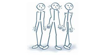 X-Beine und O-Beine: Beinachsenfehlstellungen behandeln