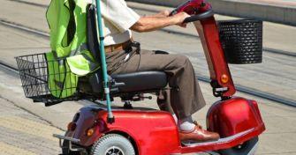 Im Alter mobil bleiben: Elektromobile | apomio Gesundheitsblog