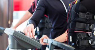 EMS-Training: Fit durch elektrische Impulse? | apomio Gesundheitsblog
