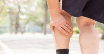 Der Muskelfaserriss: Folge der Überlastung