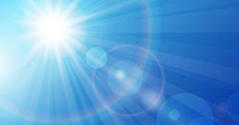 Wenn die Sonne sticht