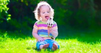 Süßigkeiten-Erziehung: Wieviel sollen Kinder bekommen? | apomio Gesundheitsblog