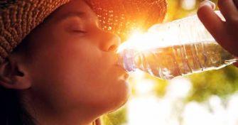 Stay hydrated! Genug trinken im Sommer   apomio Presse