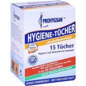 Prohygsan Hygienetücher AF-desinfizierend- günstig im Preisvergleich