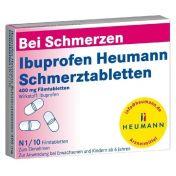 Ibuprofen Heumann Schmerztabletten 400MG FILMTABLE günstig im Preisvergleich
