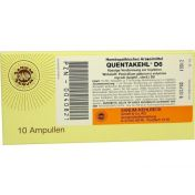 QUENTAKEHL D 6 Injektion