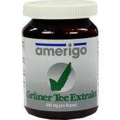 Grüner Tee Extrakt amerigo 200mg