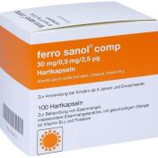 FERRO SANOL COMP günstig im Preisvergleich