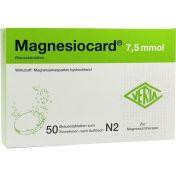 Magnesiocard 7.5 mmol günstig im Preisvergleich