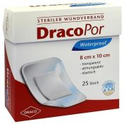 Dracopor Waterproof Wundverband steril 8cmx10cm