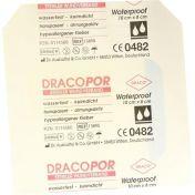 Dracopor Waterproof Wundverband steril 8cmx10cm günstig im Preisvergleich