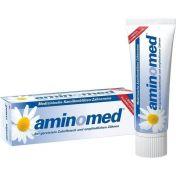 amin-o-med Fluorid Kamillen Zahncreme günstig im Preisvergleich