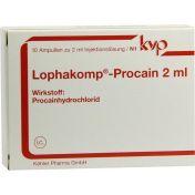 Lophakomp Procain 2ml günstig im Preisvergleich
