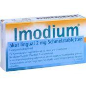 Imodium akut lingual günstig im Preisvergleich