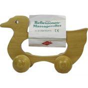 Massageroller Holz 4 Rollen Entenform günstig im Preisvergleich