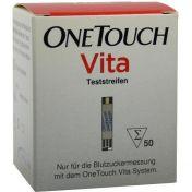 ONE TOUCH Vita Teststreifen