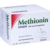 Methionin STADA 500mg Filmtabletten
