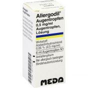 Allergodil Augentropfen