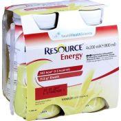 RESOURCE Energy Vanille günstig im Preisvergleich