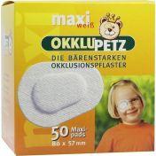 OKKLUPETZz maxi weiß günstig im Preisvergleich