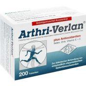 Arthri-Verlan günstig im Preisvergleich