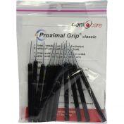 Proximal-Grip XX-fein schwarz Interdentalbürste