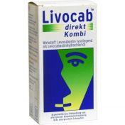 Livocab direkt 3ml Augentropfen und 5ml Nasenspray Kombipackung günstig im Preisvergleich