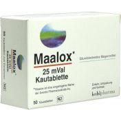 MAALOX 25 mVal günstig im Preisvergleich