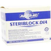 Steriblock 86x25mm
