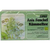 Anis-Fenchel-Kümmeltee AFeKü bio Salus