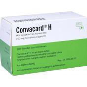 Convacard H günstig im Preisvergleich
