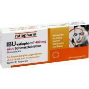 IBU-ratiopharm 400mg akut Schmerztabletten