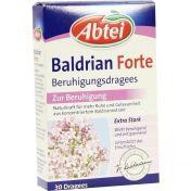 Abtei Baldrian Forte Beruhigungsdragees