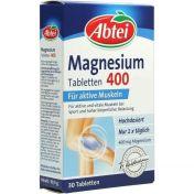 Abtei Magnesium 400 günstig im Preisvergleich