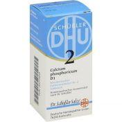 BIOCHEMIE DHU 2 CALCIUM PHOSPHORICUM D 3 günstig im Preisvergleich