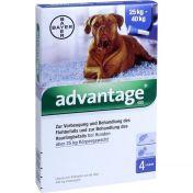 Advantage 400 Hund Einzeldosis Pipetten vet.