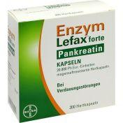 ENZYM-LEFAX FORTE PANKREATIN