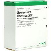 GELSEMIUM HOMACCORD