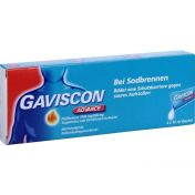 Gaviscon Advance Pfefferminz