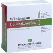 Wiedemann Homöokomplex I
