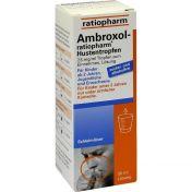 Ambroxol-ratiopharm Hustentropfen