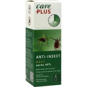 Care Plus Deet-Anti-Insect Spray 40%