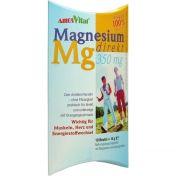 Magnesium direkt 350mg