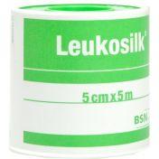 LEUKOSILK 5MX5CM