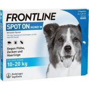 Frontline Spot on H Hund 20 vet. Lösung