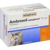 Ambroxol-ratiopharm 75mg Hustenlöser