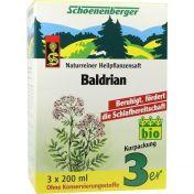 BALDRIAN SCHOENENBERGER HEILPFANZENSÄFTE günstig im Preisvergleich