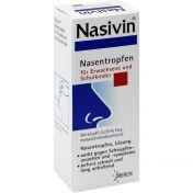 NASIVIN 0.05% F ERW U SCHULKINDER Nasentropfen